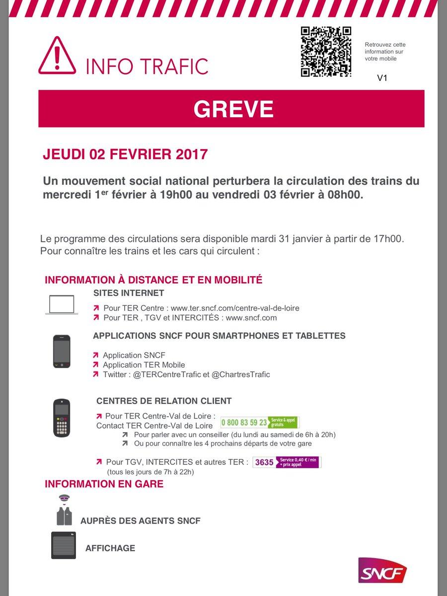 Grève 02/02/2017